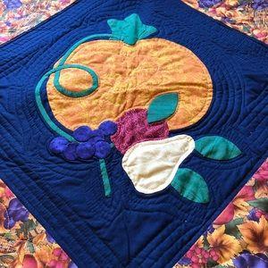 Bedding - Harvest Quilt